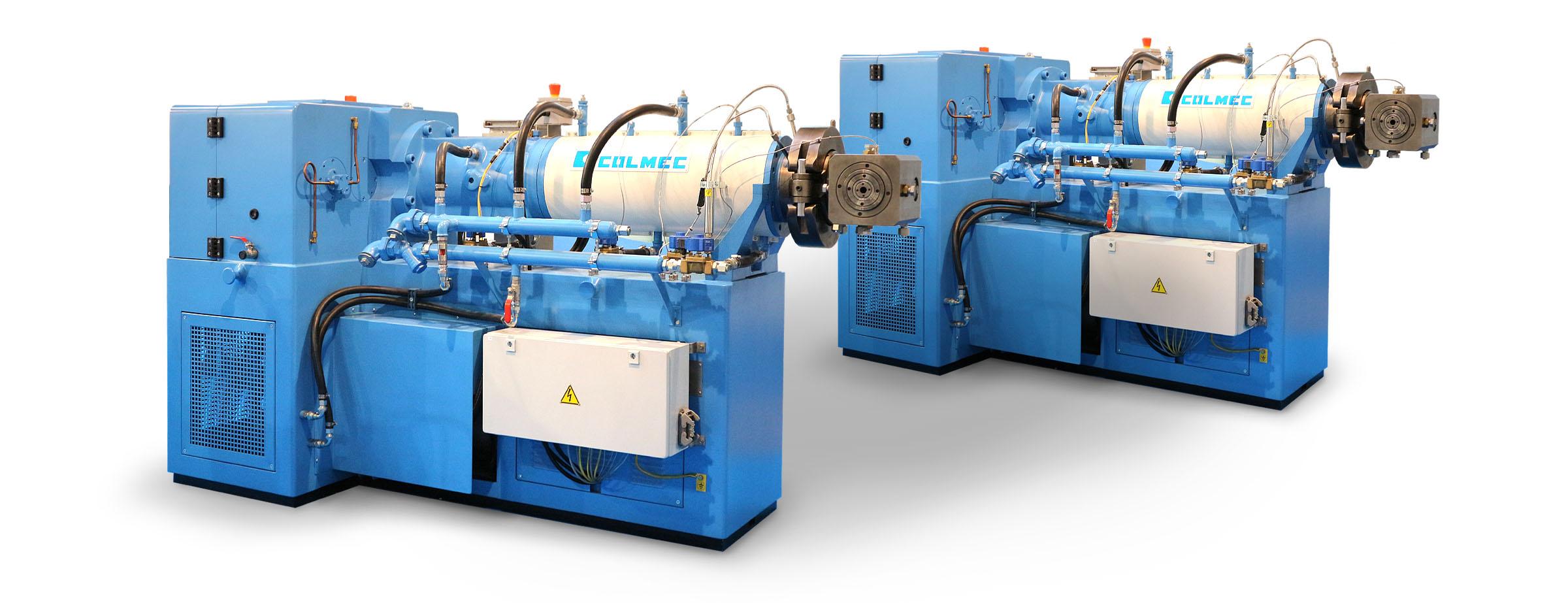 Wspaniały IPM - Maszyny do tworzyw sztucznych i gumy EX47
